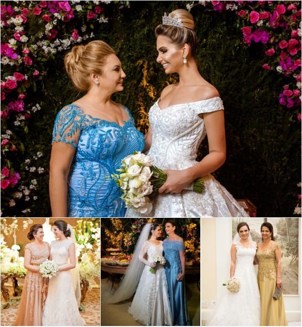 Robes mère de mariée élégantes